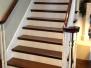Hardwood Treads