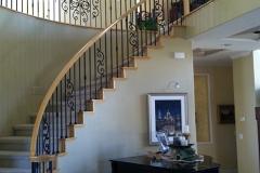2 Clark Staircase iron