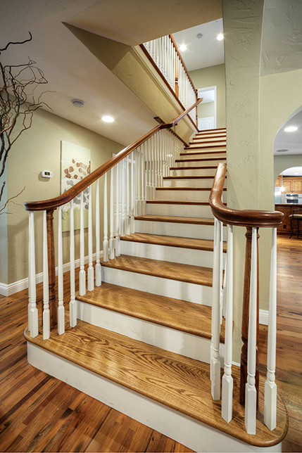 Our Work - Folsom Stair & Woodworks