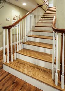 Hardwood Stair Treads Folsom Stair Amp Woodworks